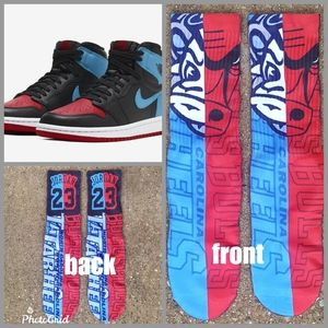 Unc to Chicago 1s socksal